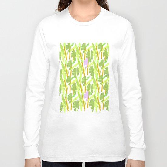 Tropical Plantation Long Sleeve T-shirt