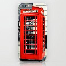 British Telephone Booth Slim Case iPhone 6