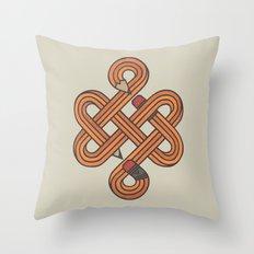 Endless Creativity Throw Pillow