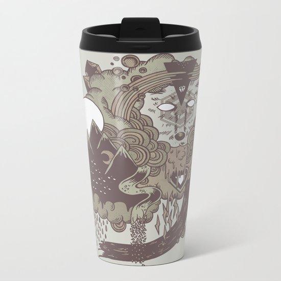 Leader of the Pack Metal Travel Mug