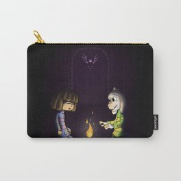 Frisk and Asriel Carry-All Pouch