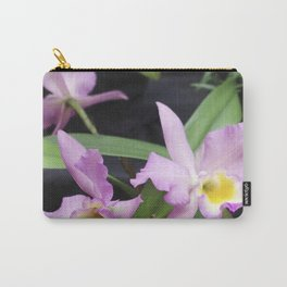 Cattleya Horace Maxima Orchid Carry-All Pouch