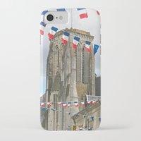 bastille iPhone & iPod Cases featuring BASTILLE DAY by Máirtín Taidhg Jack