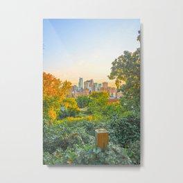 Minneapolis Skyline Sunset-City Photography Metal Print