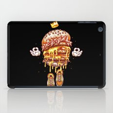 King Burger iPad Case