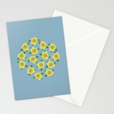 Bunch of Roses Stationery Cards
