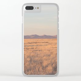 Marfa Skies Clear iPhone Case