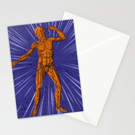 Anatomical Disco Stationery Cards