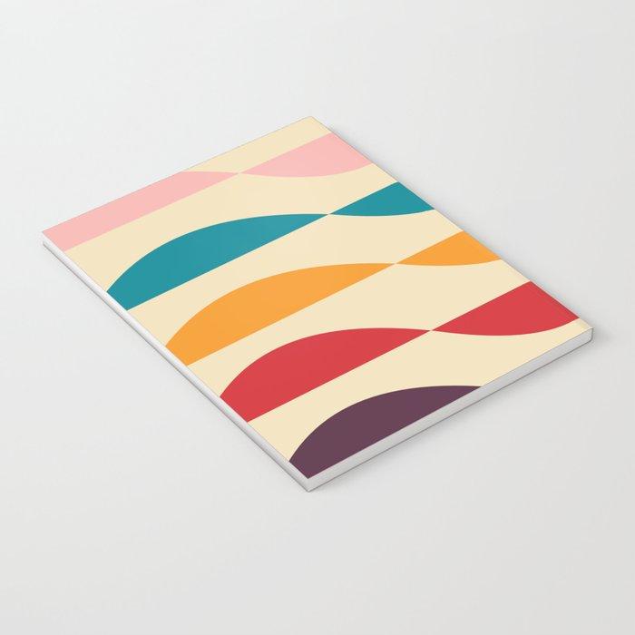 Summer waves Notebook
