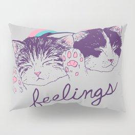 Feelings Pillow Sham