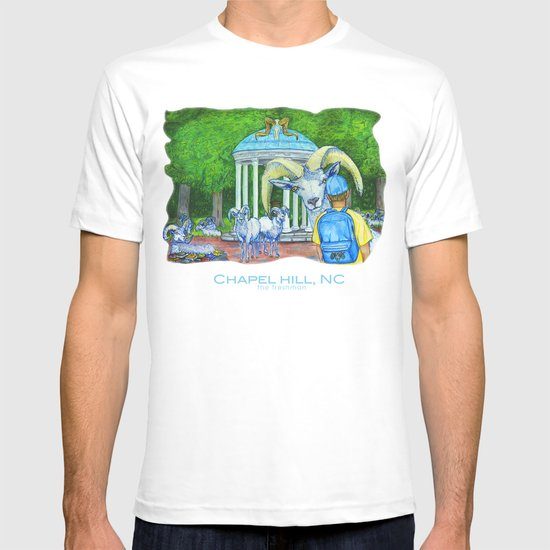 Locals Only  - Chapel Hill, NC T-shirt
