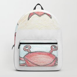 Crab Backpack