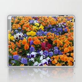 Pancy Flower 2 Laptop & iPad Skin