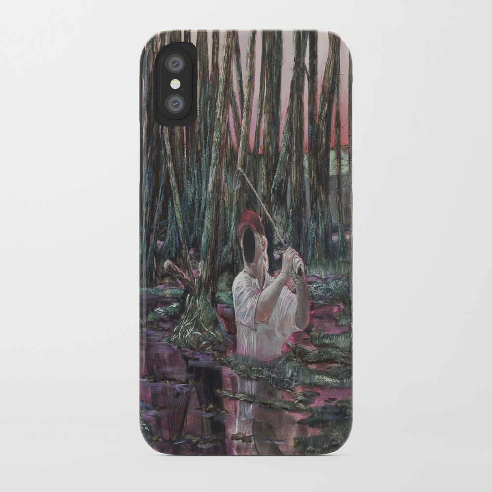 The Man Who Wasnt There Phone Case by Amzartworks PCS8649991