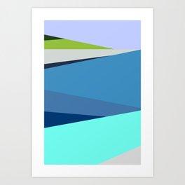 Clovelly Beach Australia Art Print
