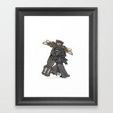 sw2 Framed Art Print