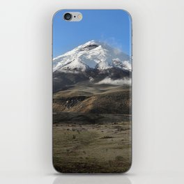 Cotopaxi volcano iPhone Skin
