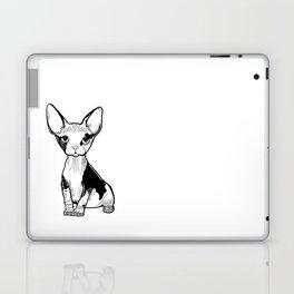 Sphynx Cat Laptop & iPad Skin