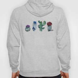 Cacti Collection Hoody