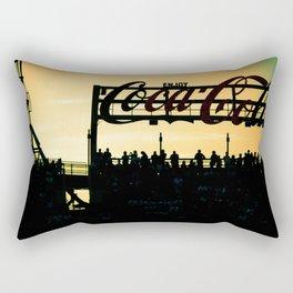 fenway. Rectangular Pillow