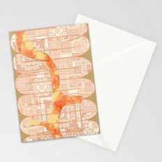 Serpenteando Stationery Cards