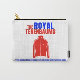 The Royal Tenenbaums Movie Poster Carry-All Pouch