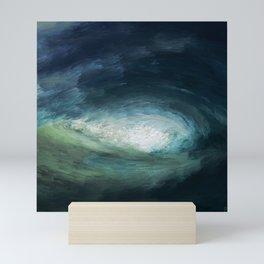 A Wild Wave - Storm Mini Art Print