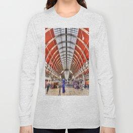 Paddington Station London Long Sleeve T-shirt