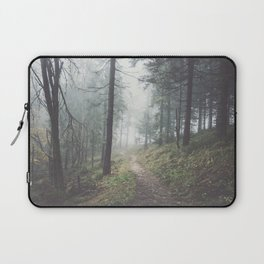 Into the unknown - Landscape and Nature Photography Laptop Sleeve