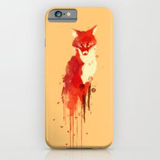 The fox, the forest spirit Slim Case iPhone 6