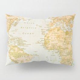 Pastel World Pillow Sham
