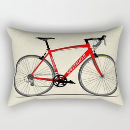 Specialized Racing Road Bike BicycleRoad Cycling Rectangular Pillow