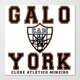 Galo York Canvas Print