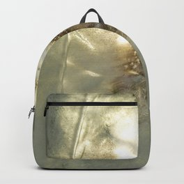 Abstract ice texture 3 Backpack
