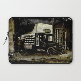 NuGrape Delivery Truck Laptop Sleeve