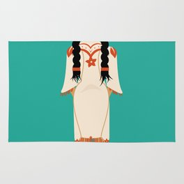 Tiger Lily Rug