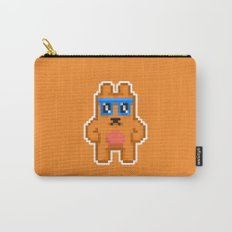 8Bit RaveBear Carry-All Pouch