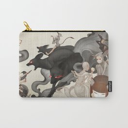 Internal Conflict Carry-All Pouch