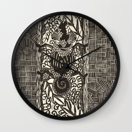 What's Up? Wall Clock