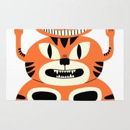 Totem Cat Rug