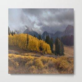 Colorado Fall Colors 2 Metal Print