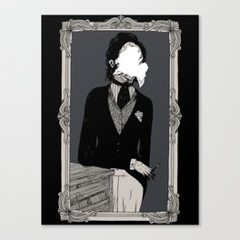 Picture of Dorian Gray - oscar wilde Canvas Print