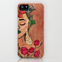 Spring Shakti iPhone Case
