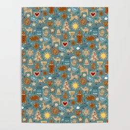 Holiday Sweetness Cookies Poster