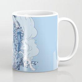 Alolan Ninetales Daji Coffee Mug