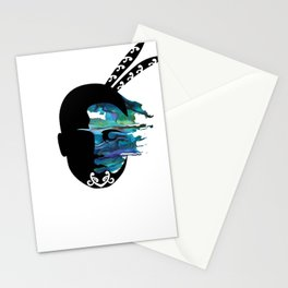 Ancestral Moko Stationery Cards