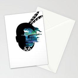 Ancestral Moko Stationery Cards