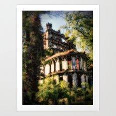 Bannerman's Castle, Hudson River, NY 2004 Art Print