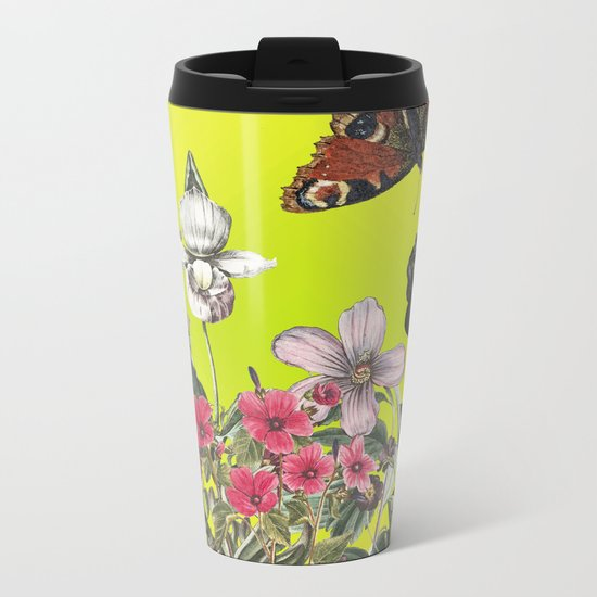 Be still and wonder Metal Travel Mug
