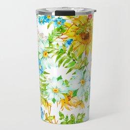 Summer's Bounty Travel Mug